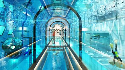 world s deepest pool
