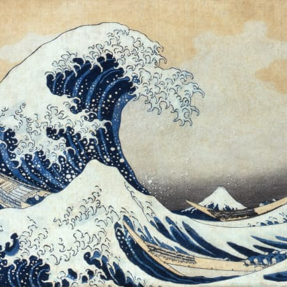 why the great wave