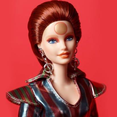 barbie gets a david