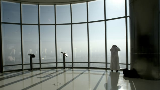 The best way to orient yourself before exploring the city is with a visit to At the Top, Burj Khalifa.