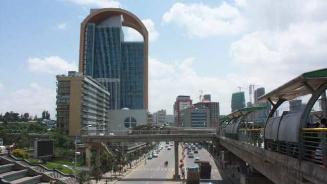 While many travelers venture to Africa to go on safari, there are many cities, including Addis Ababa pictured here, that are worth exploring.