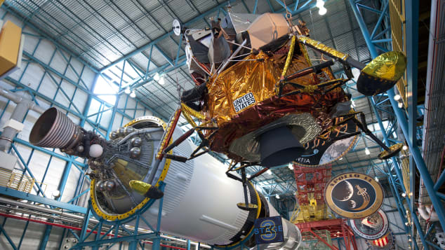 The Kennedy Space Center offers the chance to learn all about NASA's Apollo missions.