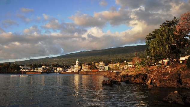 """The islands of Comoros are often called the """"Perfume Isles."""""""