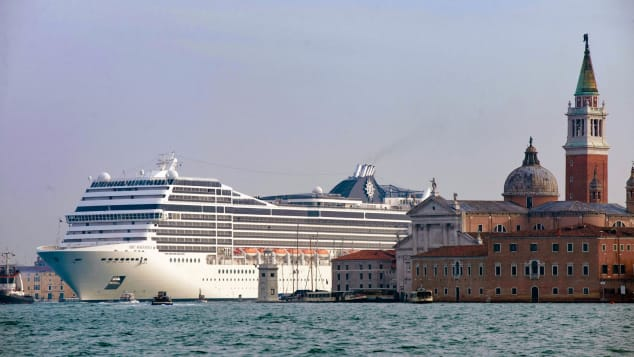 The MSC Magnifica is scheduled for a cruise around Greece in September.