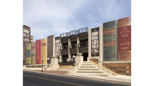 The unique Kansas City Public Library's parking garage is the result of community collaboration.