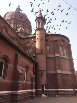 Sacred Heart Cathedral church in Lahore 2