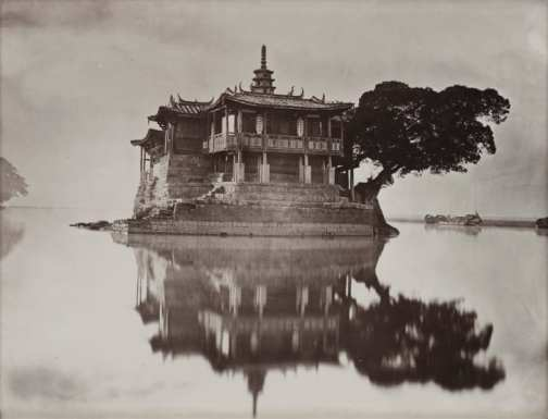 Scottish photographer John Thompson documented his travels up the Min River, offering a rare look at remote areas of China.