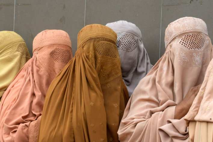 Several countries, including France, Germany and Austria, have limited women from wearing full-face coverings such as the niqab and burka in public spaces.