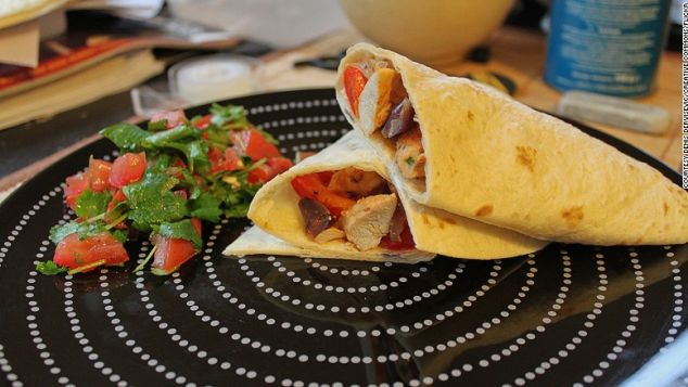 A staple of Tex-Mex cuisine.