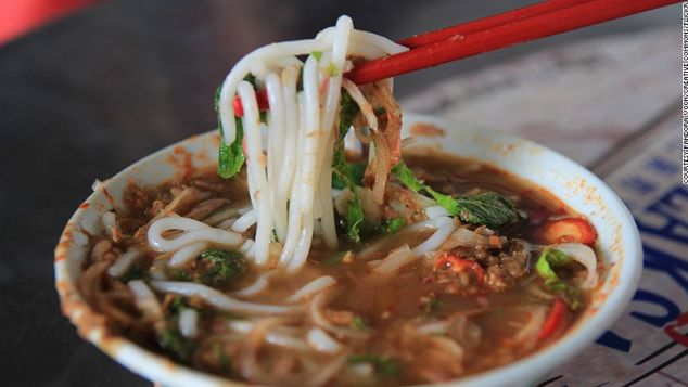 One of Malaysia's most popular dishes.
