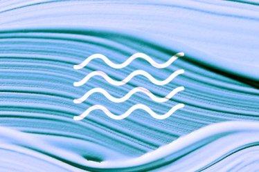 Roche Musique Logo chill wave