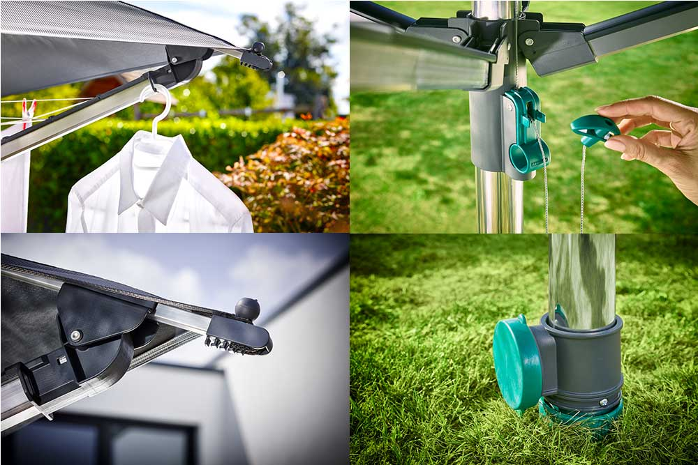 Le Sechoir Parapluie Linoprotect 400 Va Vous Simplifier La Vie