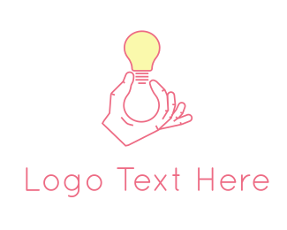 light logo designs make your own