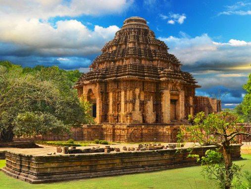 East India Golden Triangle Tour (75041),Holdiay Packages to Bhubaneswar,  Puri, Konark, Bhubaneswar