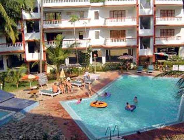 Rahi Coral Beach Resort Goa Tour 75968 Holdiay