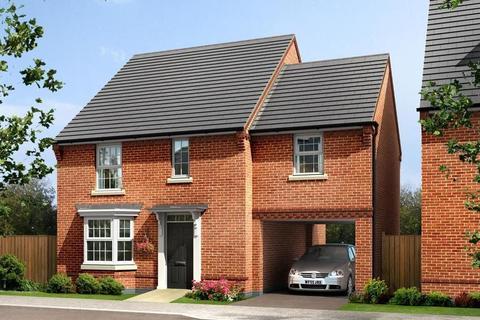 4 bedroom Detached House in David Wilson at Brooklands  Plot 495