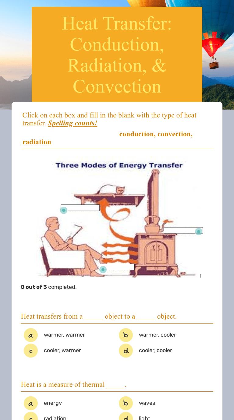Heat Transfer: Conduction [ 1380 x 768 Pixel ]