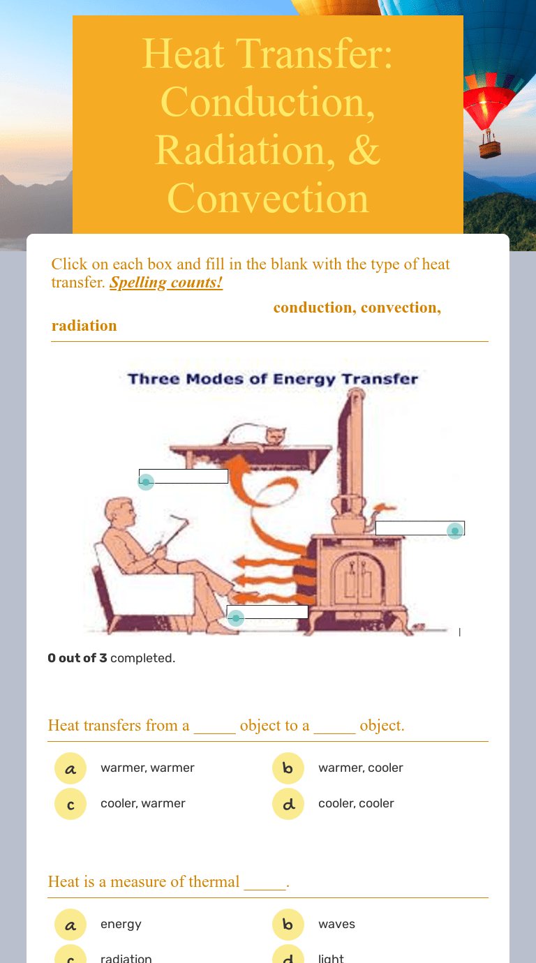 small resolution of Heat Transfer: Conduction