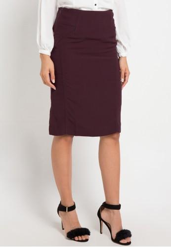 Jual Cardinal Femme Pencil Skirt Original | ZALORA Indonesia ®