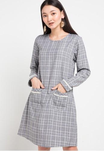Jual Simplicity Semi Formal Dress Original Zalora Indonesia