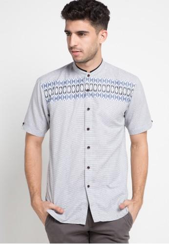 Jual Salt N Pepper K S Koko Mens Shirt Original Zalora Indonesia