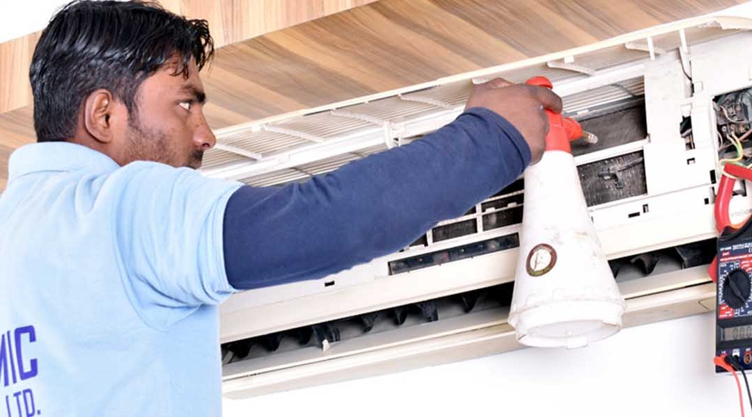 4 Benefits of Professional AC Repairing Services