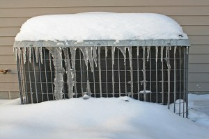winterize ac unit
