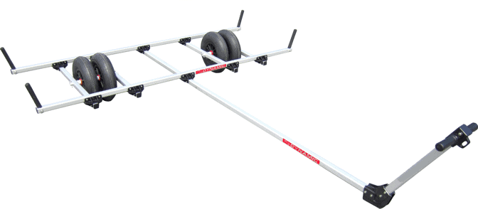Dynamic Dolly, Type 15 with 4 wheels
