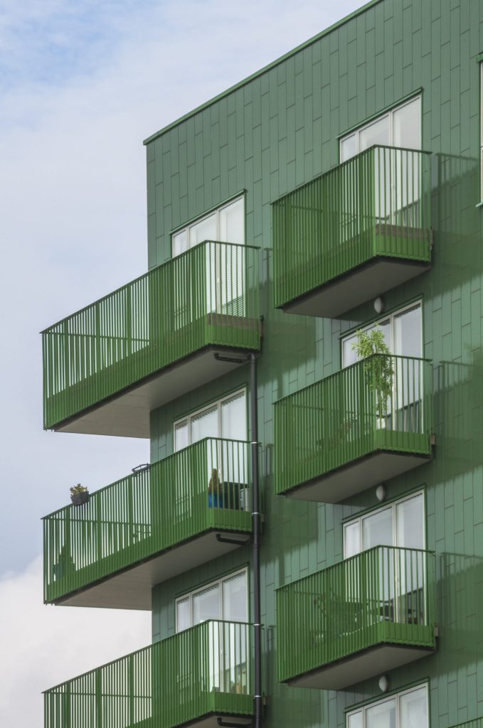 Luma Apartments Terracotta