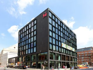 CitizenM Hotel, Glasgow