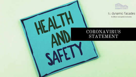 TI Statement Regarding Coronavirus