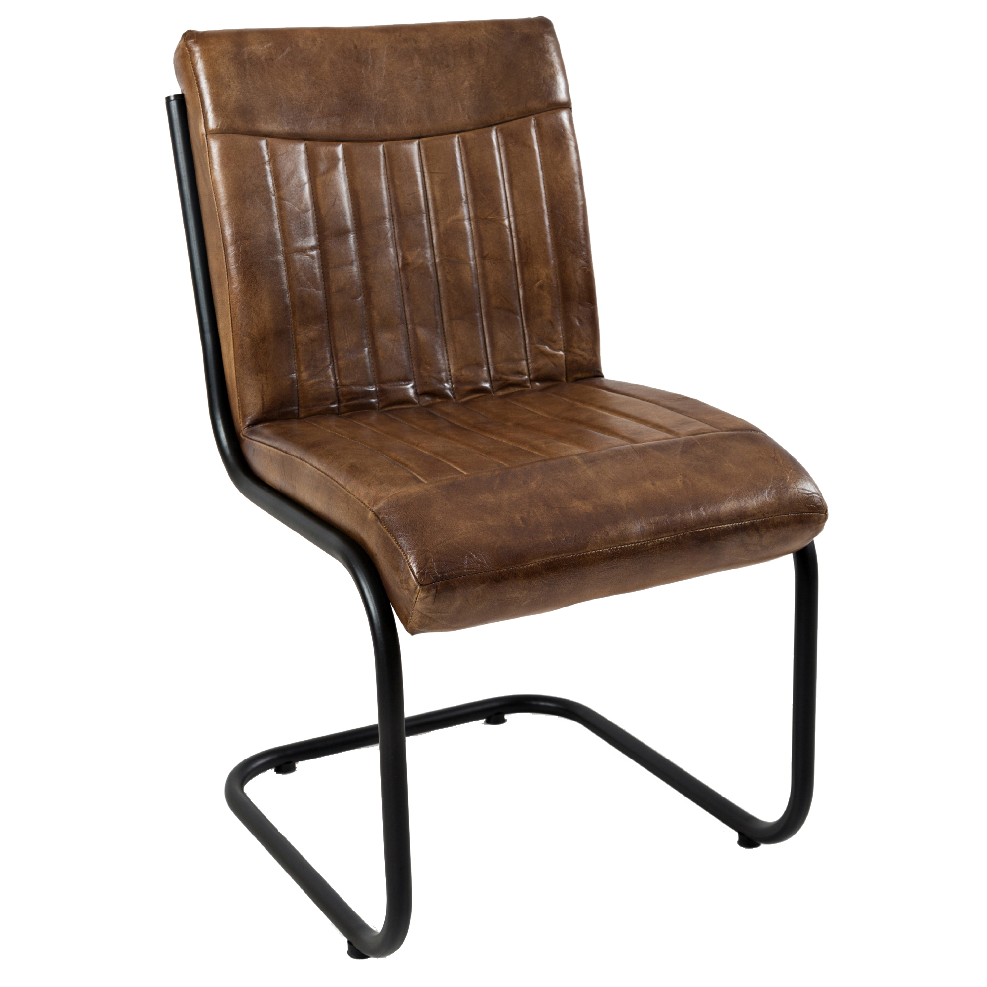 Metal And Leather Chair Leather And Metal Dining Chair Zef Jam