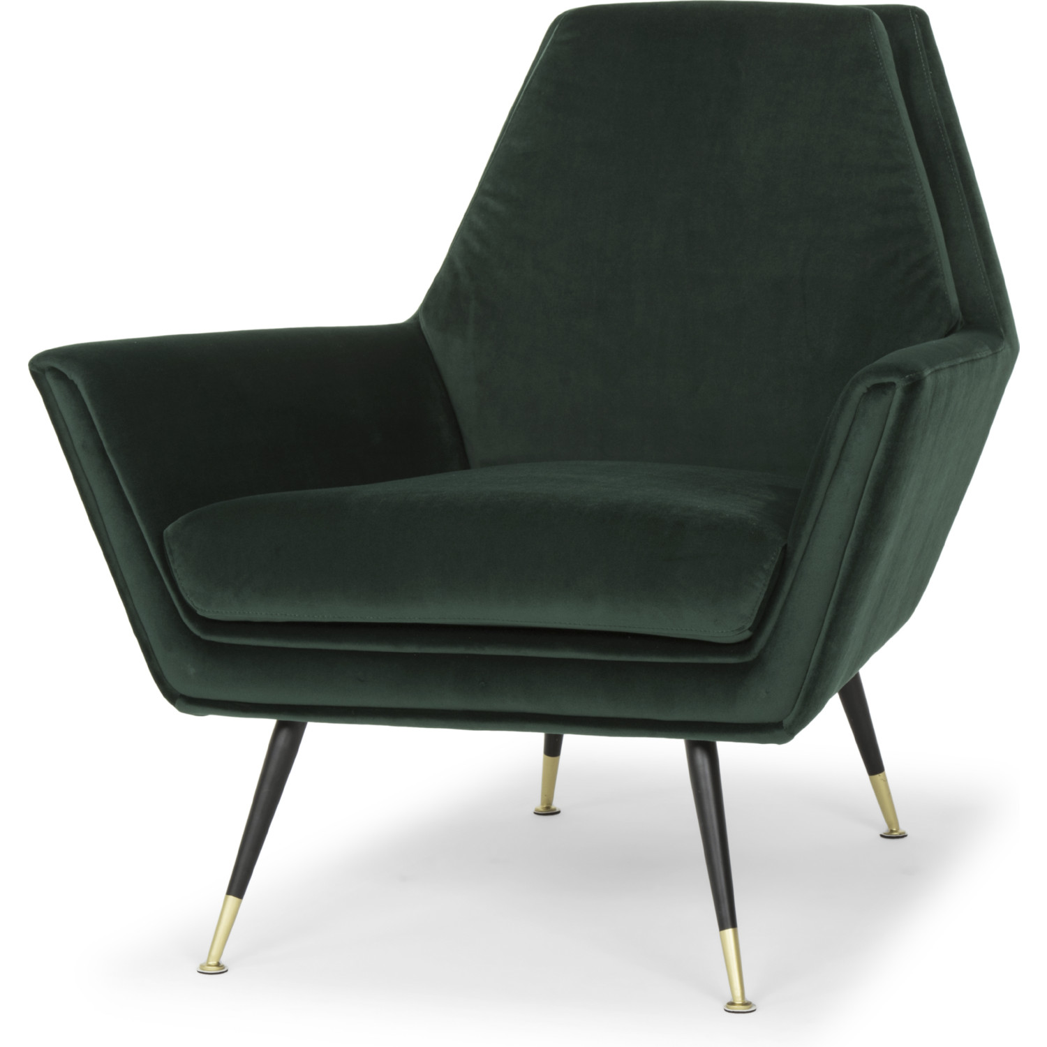 Emerald Green Accent Chair Nuevo Modern Furniture Hgsc321 Vanessa Accent Chair In