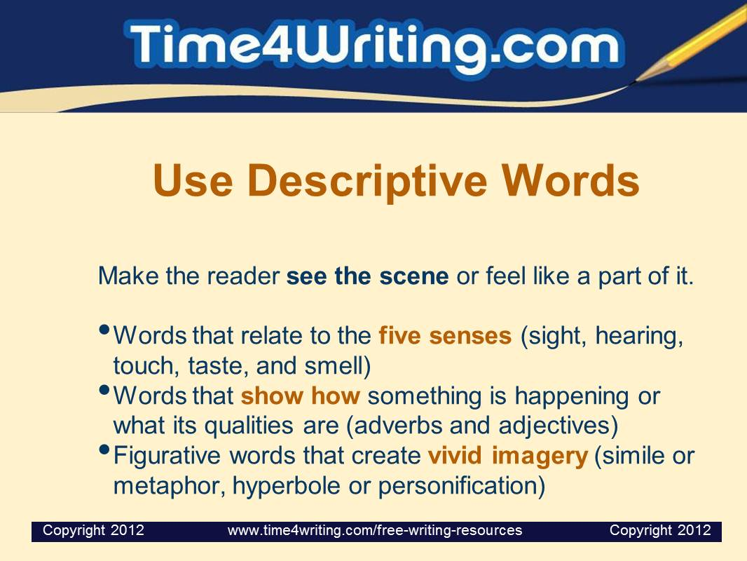 6 1 Traits Word Choice Vocabulary Amp Spelling