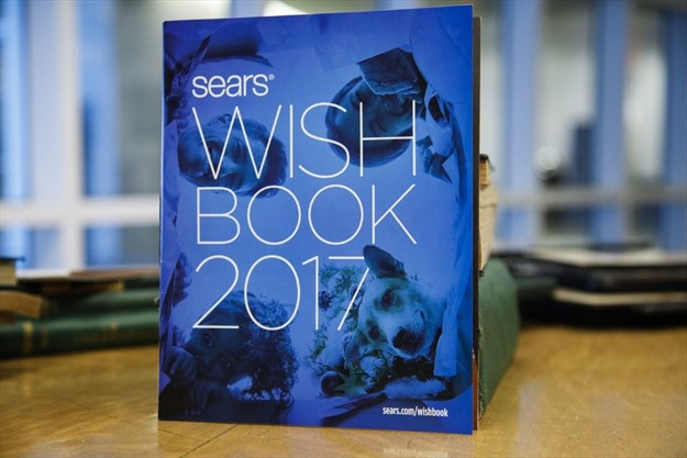 Sears Catalogue Models Canada