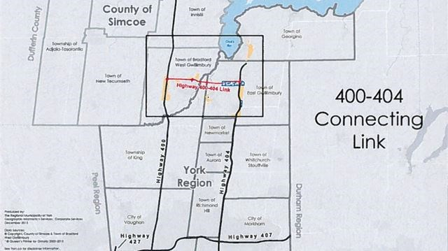 Bradford highway bypass would help commuters, businesses