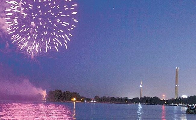 Celebrate Canada Day 2018 With 33 Firework Displays Across