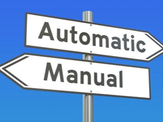 manual vs automatic transmission