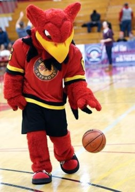 Mascot life 'like being an actor' | GuelphMercury.com