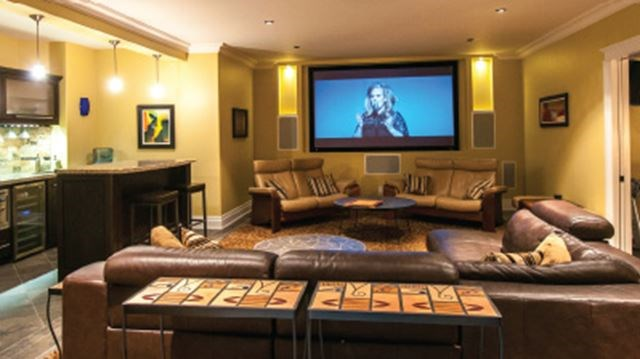 Creating The Perfect Man Cave OurWindsorca
