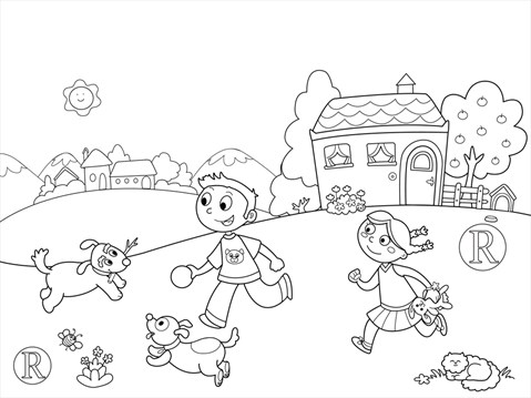 Waterloo Region Your Community 2013 Colouring Contest