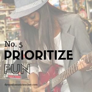 prioritizefun