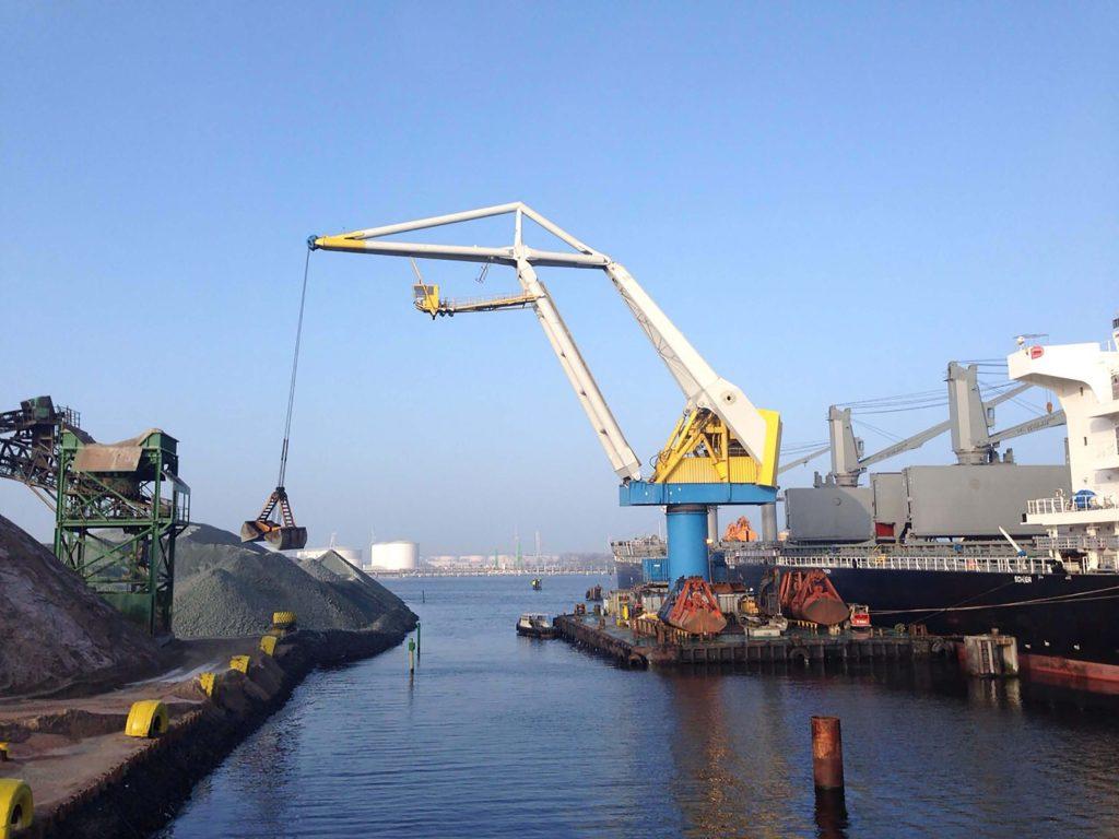 Dynamic Port Agencies port of Amsterdam