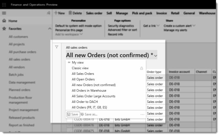 saved view sales order list 1