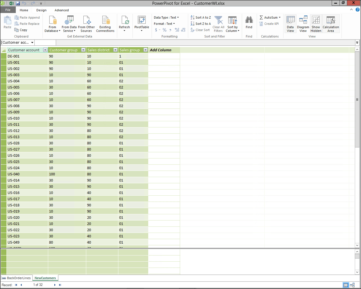 Perform What Ifysis Within Excel Using Powerbi