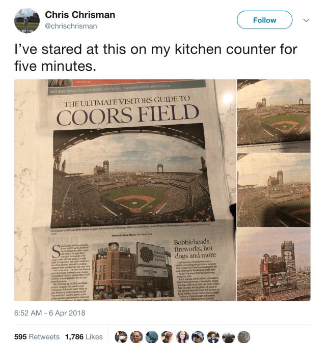 CoorsOOPS