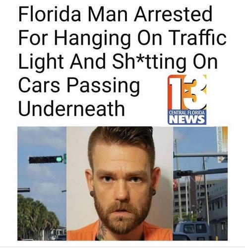 Florida Shitter