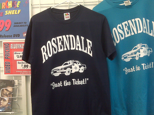RosendaleTshirt