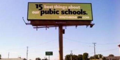 PublicSchoolBillboard