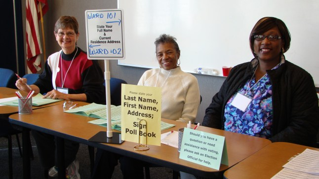 Pollworkers